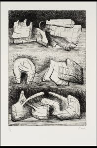 Presented by the artist 1975© The Henry Moore Foundation. All Rights Reserved