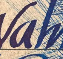 Kalligrafische Werke